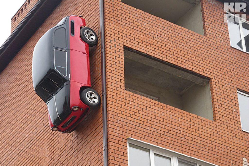 правила установки рекламы на фасаде здания