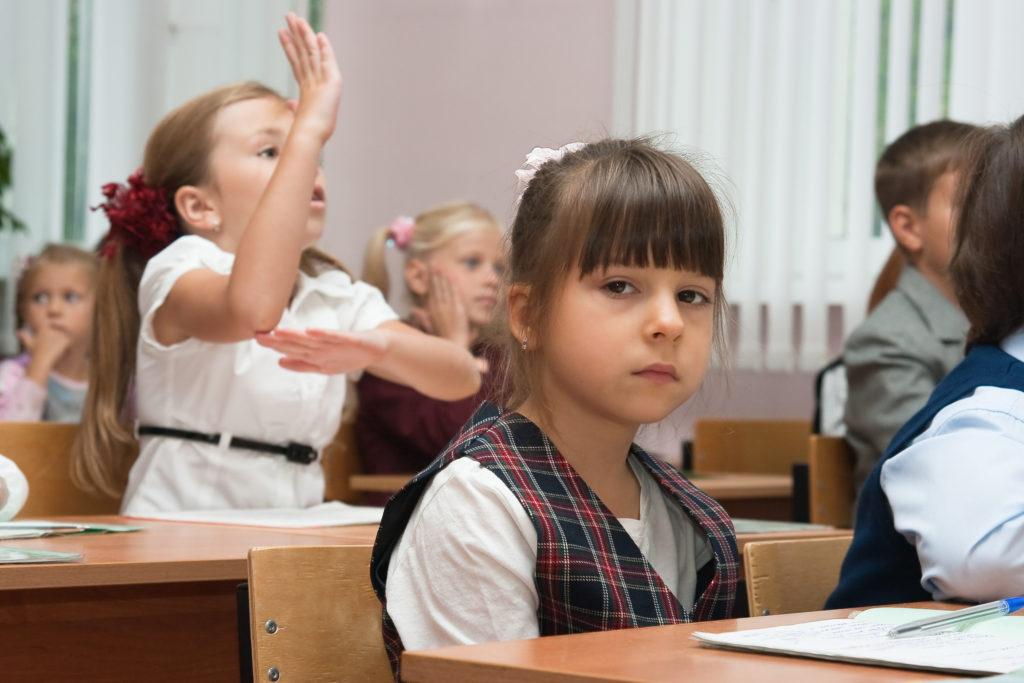 возраст поступления в школу закон