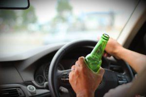 Можно ли пить в автомобиле?
