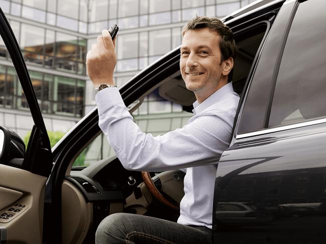 как оформить авто сотрудника в пользование компании