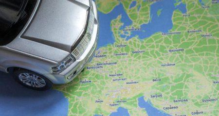 требование к автомобилю при выезде за границу