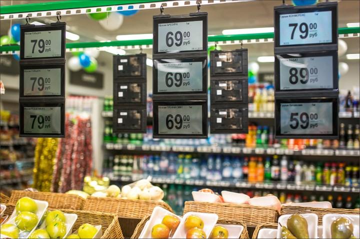 ценник не соответствует цене на кассе закон
