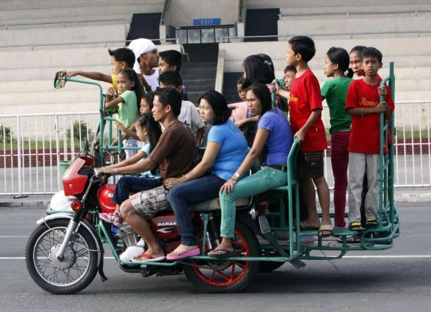 штраф за нарушение правил перевозки пассажиров
